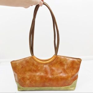 70s Paris Vintage Louis Feraud Cowhide Leather Bag